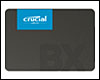 Disque dur SSD Crucial BX500 480 Go 2.5 pouces (7mm) Serial ATA 3 (6Gb/s)