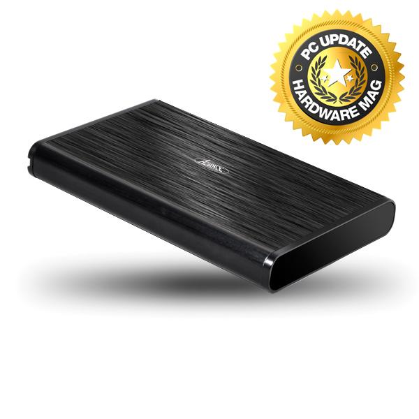 boitier externe advance pour disque dur portable 2 5 pouces sata vers usb 3 0. Black Bedroom Furniture Sets. Home Design Ideas