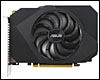 Carte graphique ASUS Phoenix GeForce GTX 1650 OC Edition 4 Go GDDR6 PCIe 3.0