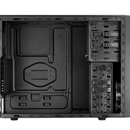 Boitier PC Cooler Master Elite RC-431 Plus avec fenêtre sans alim, informatique ile de la Réunion 974