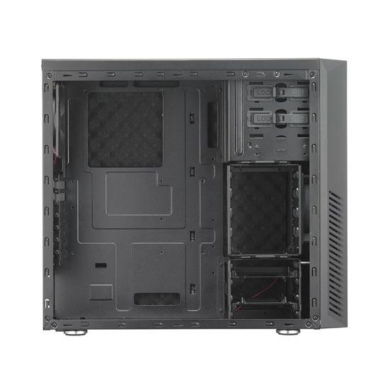Boitier PC Cooler Master Silencio RC-550 sans alim, informatique ile de la Réunion 974
