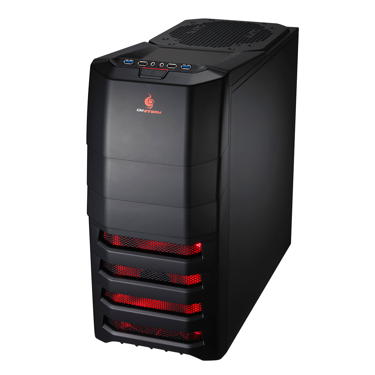 Boitier PC Cooler Master Storm Enforcer SGC-5000-KKN1 sans alim, informatique ile reunion, informatique reunion 974