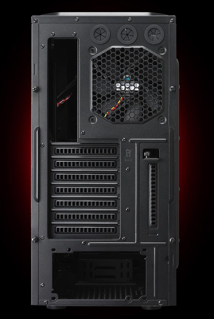 Boitier PC Cooler Master Storm Enforcer SGC-5000-KKN1 sans alim, informatique ile reunion, informatique reunion 974