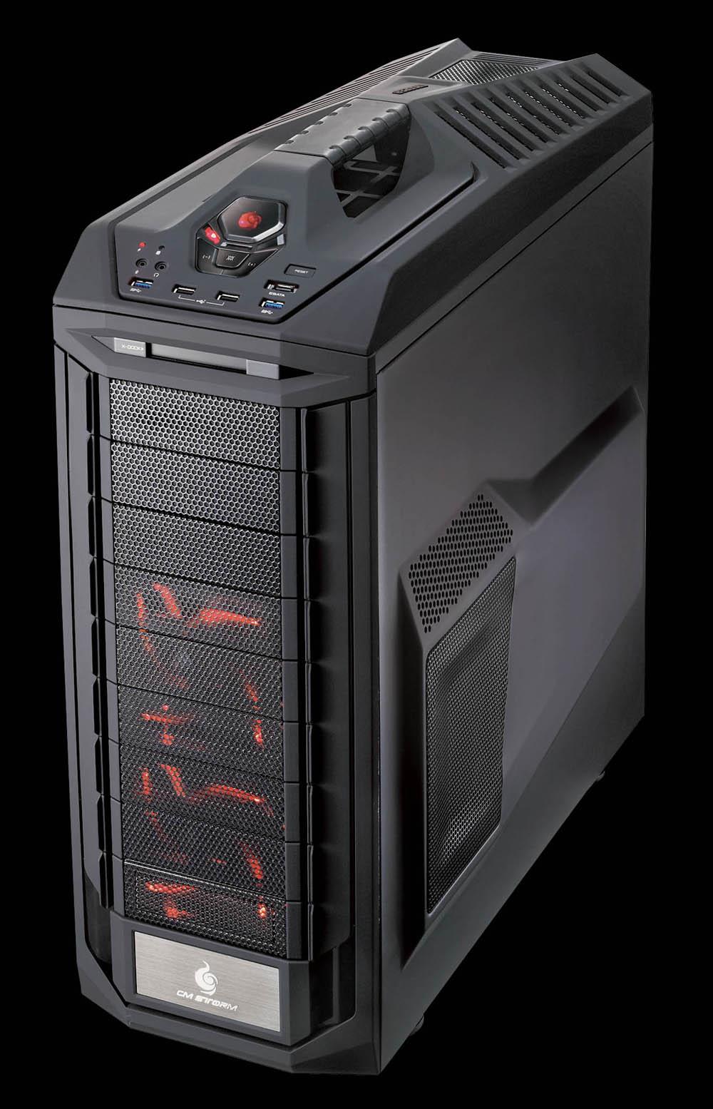 boitier pc cooler master storm trooper sgc 5000 kkn1 sans alim. Black Bedroom Furniture Sets. Home Design Ideas
