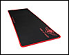 Tapis de souris SPIRIT OF GAMER ROUGE XXL Gaming (300 x 780 x 5mm)